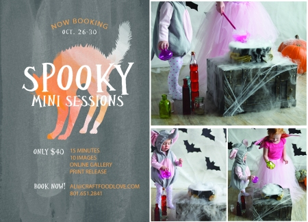 2015 halloween mini session - cardcandy